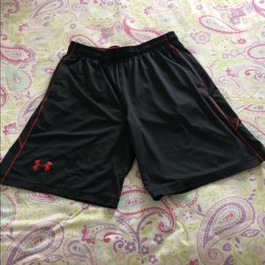 Under Armour shorts. Size L.